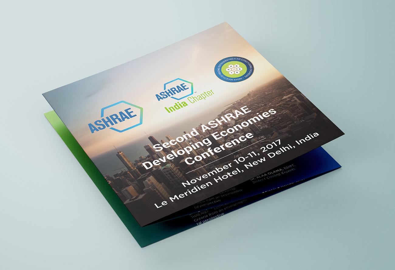 Brochure Design Ashrae