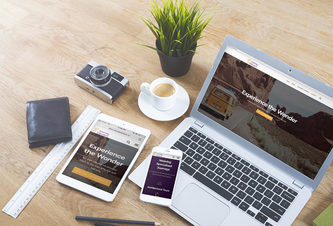 Journey Weavers Website