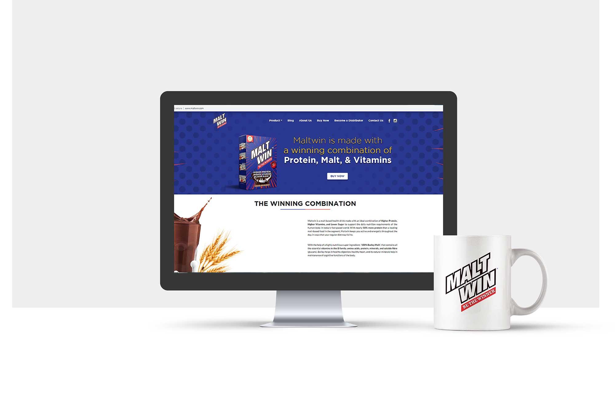 Maltwin Website