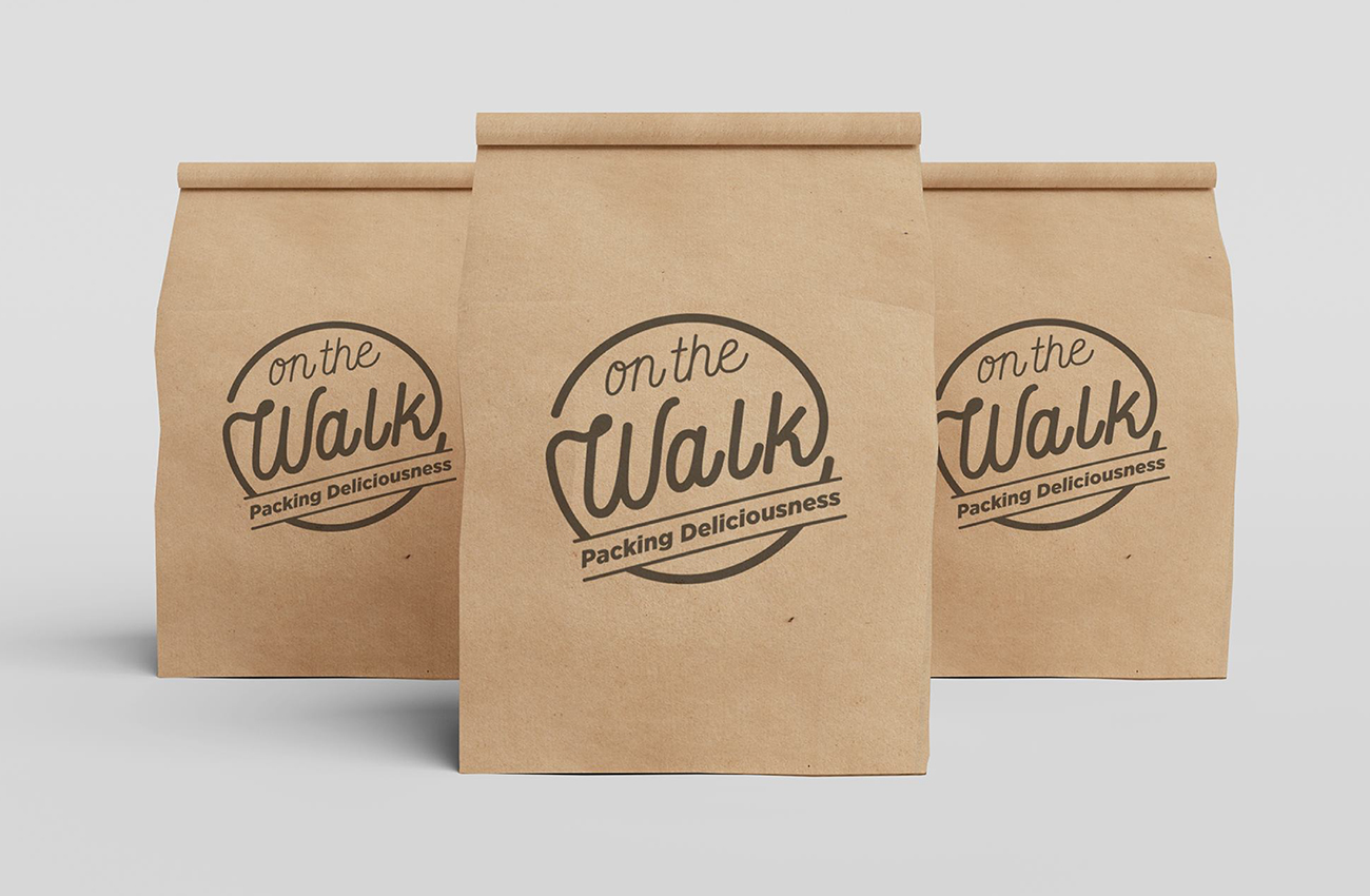 Restaurant Bag Design