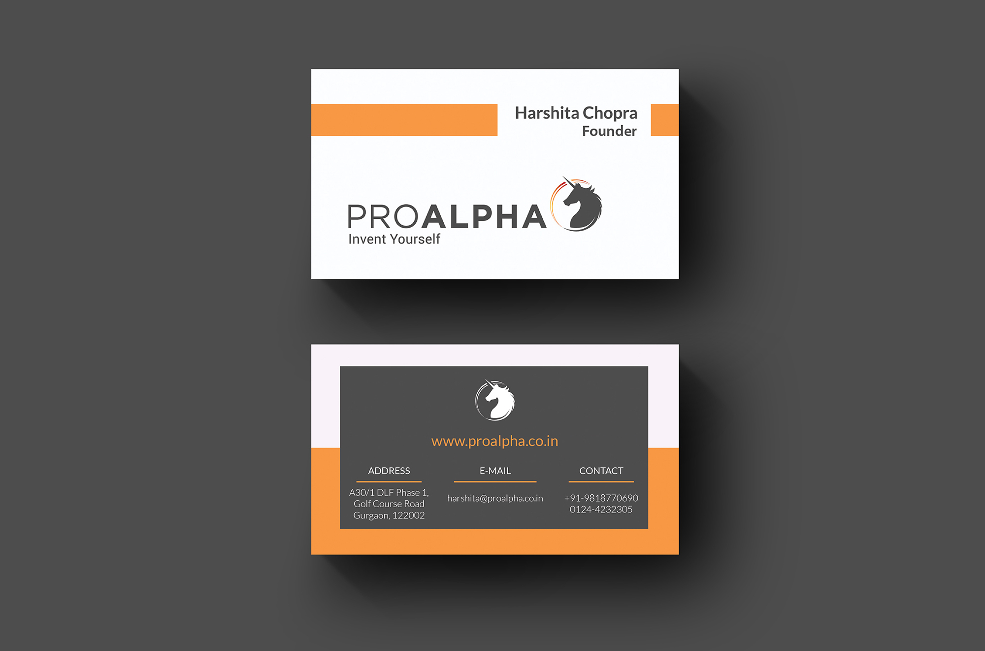 Proalpha contact details