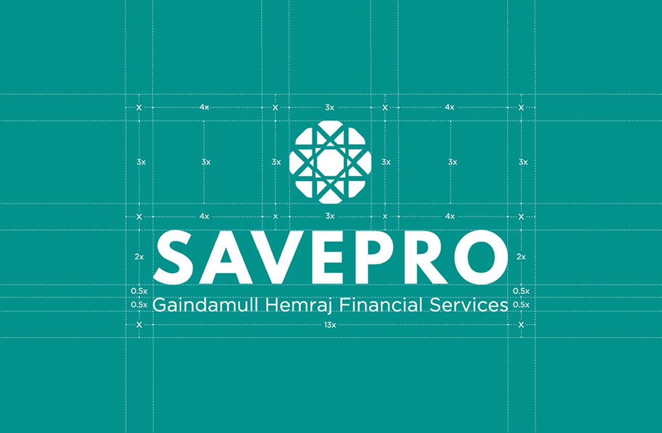 SavePro Logo Designing