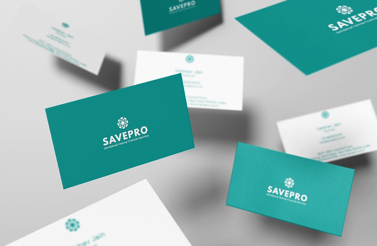 Logo Designing for savepro