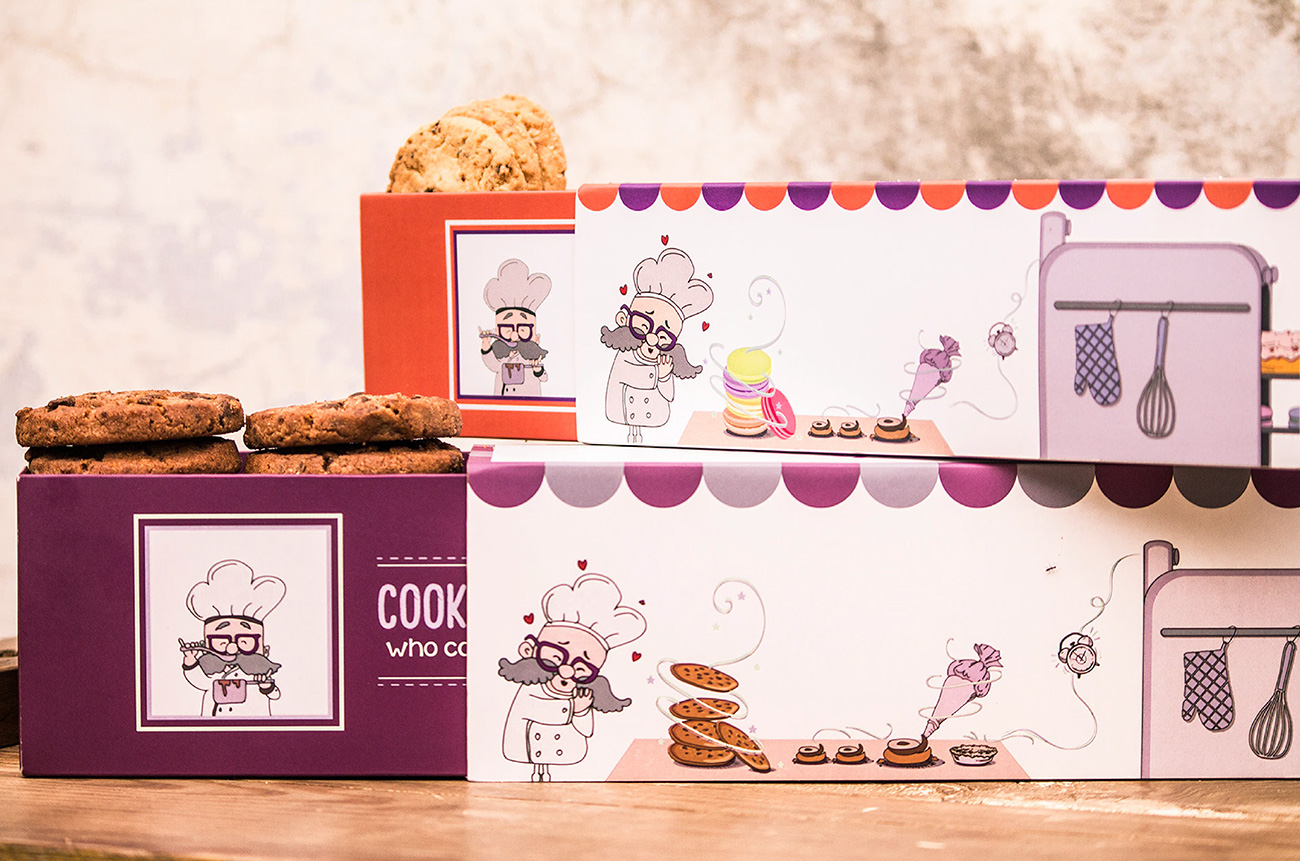 The Brookie Box Bakery Products