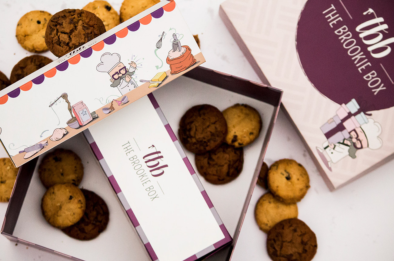 Thee Brookie Box Bakery Products